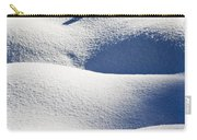 Shapes Of Winter Carry-all Pouch