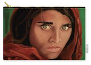 Sharbat Gula From Nat Geo Mccurry 1985 Carry-all Pouch