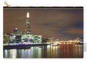 Shard From Tower Bridge London Carry-all Pouch