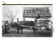 Sharecroppers, C1890 Carry-all Pouch