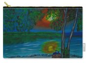 Shared Sunset Hamilton  Carry-all Pouch
