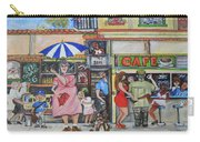 Sharing -compartiendo Carry-all Pouch