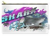 Shark Life Pink Lemon Shark Carry-all Pouch