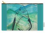 Shark Mountain  Carry-all Pouch
