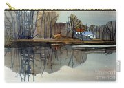 Shark River Reflections Carry-all Pouch