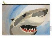 Sharky Grin Carry-all Pouch