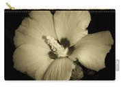 Sharon's Rose Carry-all Pouch
