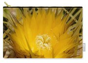 Sharp Yellow Carry-all Pouch