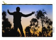 Sharukh Pose Carry-all Pouch
