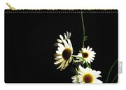 Shasta Daisies For Dad Carry-all Pouch