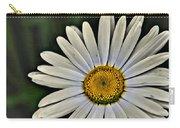 Shasta Daisy Carry-all Pouch
