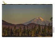 Mt Shasta From Hat Creek Carry-all Pouch