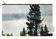 Shasta Trinity National Forest Sunrise Portrait Carry-all Pouch
