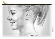 Shawn Johnson Carry-all Pouch