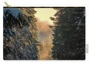 Shawnigan Winter Road Carry-all Pouch
