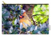 She Waits Carry-all Pouch