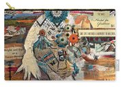 She Was Headed For Greatness Carry-all Pouch
