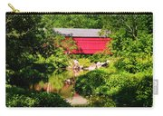 Sheards Mill Bridge - Nockamixon Pa Carry-all Pouch