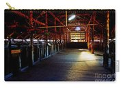 Shearing Shed From A Bygone Era Carry-all Pouch