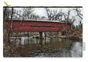 Sheeder - Hall Covered Bridge Carry-all Pouch