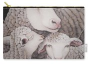 Sheep Ahoy Carry-all Pouch