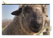 Sheep Face 2 Carry-all Pouch