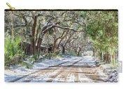 Sheep Farm - Snow Carry-all Pouch