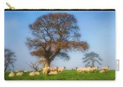 Sheep In Somerset - Impressions Carry-all Pouch