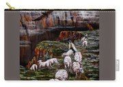 Sheep In The Mountains  Carry-all Pouch