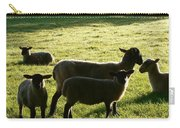 Sheep In The Sunlight Carry-all Pouch