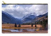 Sheep Lakes Autumn Carry-all Pouch