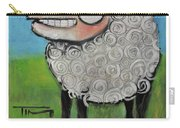 Sheep Poster Carry-all Pouch