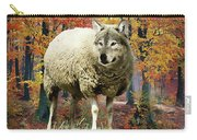 Sheep's Clothing Carry-all Pouch