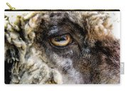 Sheep's Eye Carry-all Pouch