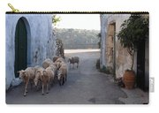 Sheeps Of Crete Carry-all Pouch