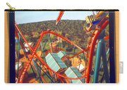 Sheikra Ride Poster 2 Carry-all Pouch