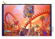 Sheikra Ride Poster 3 Carry-all Pouch