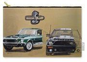 Shelby 40th Anniversary Carry-all Pouch