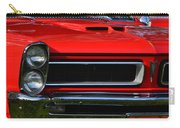Red Gto Carry-all Pouch