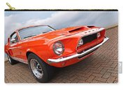 Shelby Gt500kr 1968 Carry-all Pouch