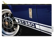 Shelby Mustang G T 350 Cobra Carry-all Pouch