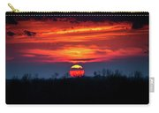 Shelby's Sunset Carry-all Pouch