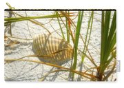 Shell And Beach Carry-all Pouch