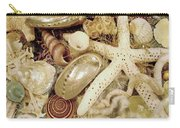 Shell Collection Carry-all Pouch