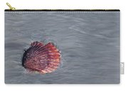 Shell Imprint Carry-all Pouch