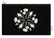 Shell Mandala - Philippines - Watercolor Carry-all Pouch