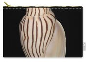 Shell Pattern - Bw Carry-all Pouch