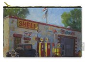 Shell Station Brown County Carry-all Pouch