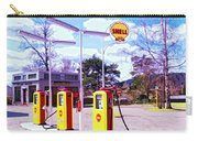 Shell Station Carry-all Pouch