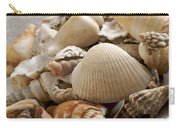 Shellfish Shells Carry-all Pouch